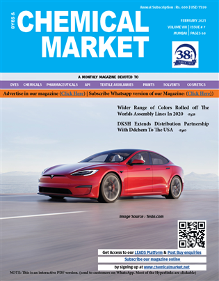 Chemical Market Magazine Issue Feb 2021