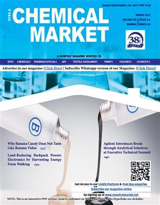 Chemical Market Magazine Issue Mar 2021