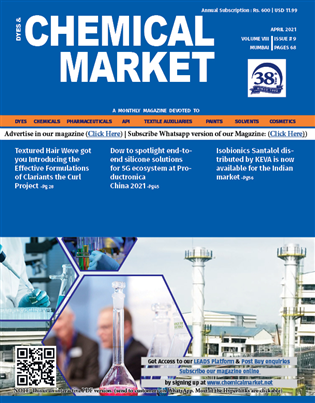 Chemical Market Magazine Issue Apr 2021